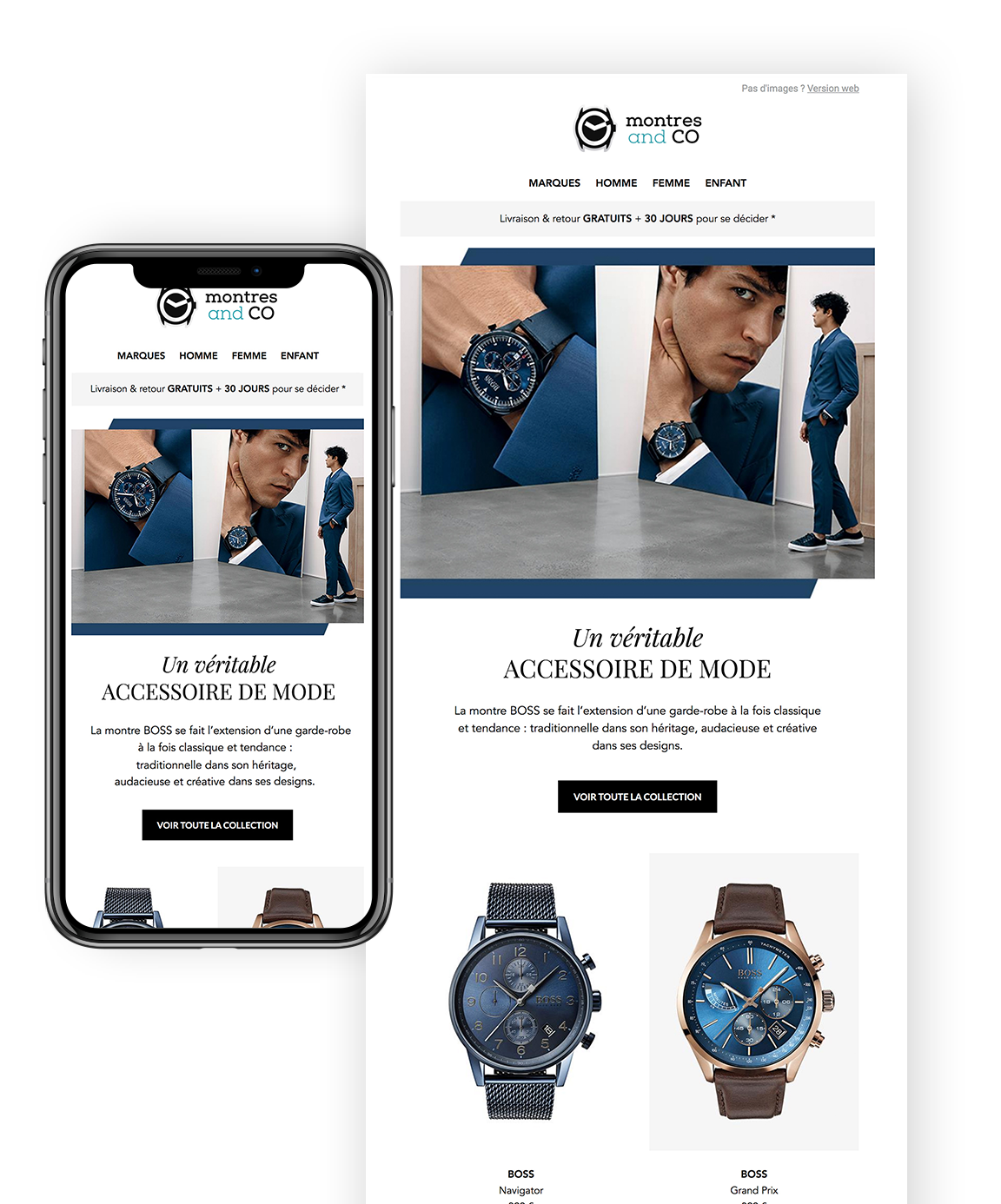 newsletters montres & co